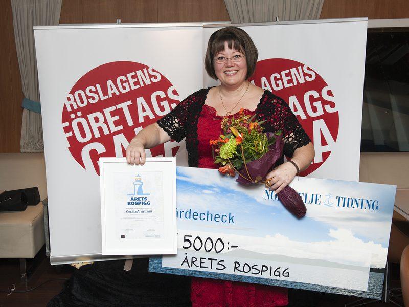 Cecilia Arnström